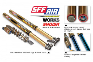 Pro Circuit Showa Works Suspension Now Available At Shocktech