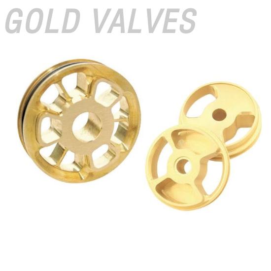 Gold Valves