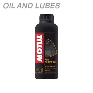 Oil and Lubes