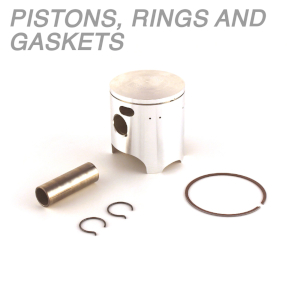 Pistons, Rings and Gaskets